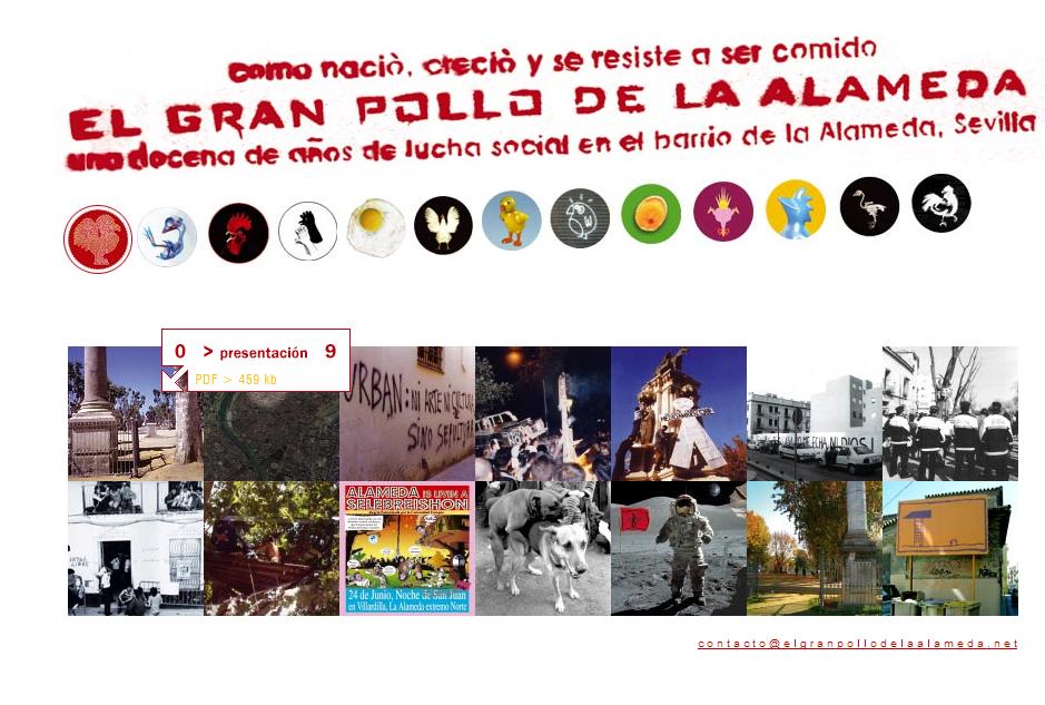 Archivo El Gran Pollo de la Alameda